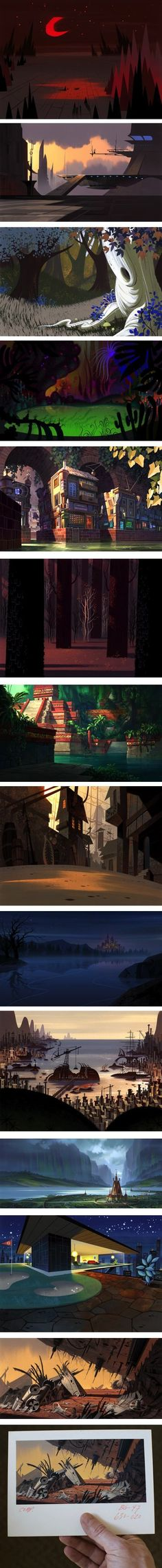 Scott Wills: Fabulous backgrounds! And awesome website!