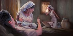 """Do You Appreciate Jehovah's Watchful Care? """"The eyes of Jehovah are everywhere, watching both the bad and the good. Bible Images, Bible Pictures, Jesus Pictures, Word Pictures, Meaningful Pictures, Bible Illustrations, Hebrew Bible, How He Loves Us, Do What Is Right"""