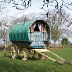 Gypsy Heaven ~ Bohemian gypsy caravan, romantic camping ~ The beauty is in simplicity! ~ I love it! What a beautiful place to rest awhile and be alone....