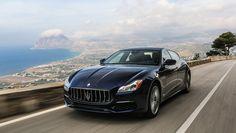 2017 Maserati Quattroporte in Palermo, Italy Maserati Quattroporte, Luxury Car Brands, Top Luxury Cars, Cadillac Eldorado, Bugatti Veyron, Jeep Wrangler, Bmw Cabrio, Sexy Autos, Bmw Alpina