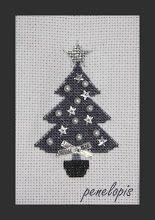 Penelopis punto croce omaggi: Natale / Yule