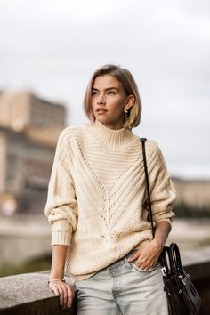 MY FAVOURITE KNIT | Elsa Ekman | Bloglovin'