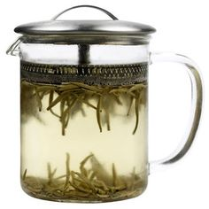Cold Infusion in JING Tea-iere