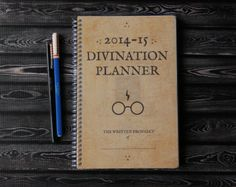 Harry Potter 2014-2015 Planner - Pick Your Starting Month: Cute