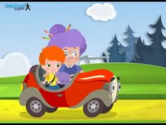 Up and Down - English Songs for Kids - YouTube