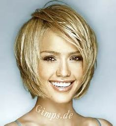 short hair cuts for round faces - Bing Images