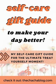 This self-care gift guide is for you and you only! Treat yourself with these fun and self-indulgent items! Self care, self care gifts, self care day, self care sunday, best self care products, self care aesthetic, self care checklist, self care challenge, self care products hygiene, self care package gift ideas, how to love yourself, treat yourself ideas, self improvement, self discovery, ways to treat yourself. Mental And Emotional Health, Mental Health Matters, Single Mom Blogs, Life Coaching Tools, Inspirational Blogs, Motivational Books, Self Improvement Tips, Self Discovery, Health Advice