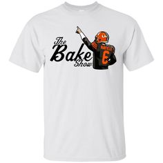 Baker Mayfield Show T-Shirt Funny Men s T-shirt Short Sleeve S-3XL 6f15e4cd9