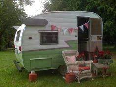 1000 Images About Vintage Trailers On Pinterest