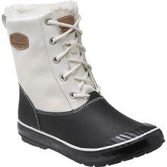 KEEN - Elsa WP Boot - Women's - Star White/Black