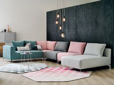 vallentuna modulsofa med sovefunksjon inspirasjon fra ikea pinterest. Black Bedroom Furniture Sets. Home Design Ideas