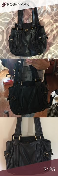 Marc by Marc Jacobs black leather purse Very elegant Marc by Marc Jacobs leather purse Marc By Marc Jacobs Bags Shoulder Bags