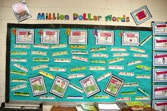 Million Dollar Words. Great ideas for revision! Help your student revise with all of these fabulous ideas!