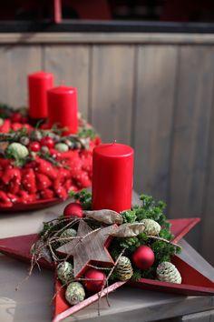 Weihnachtsgestecke 2015 Teil II