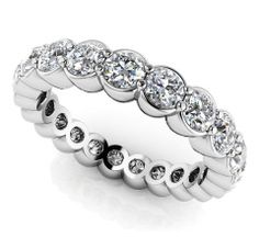 Diamond Dreams Eternity Band