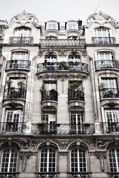 Paris places and style / Paris apartments