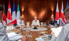 G7 Summit 2015 | Projets