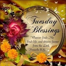Image result for Tuesday Blessings on Pinterest