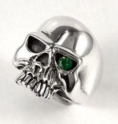 Skull Mens Ring Jewelry