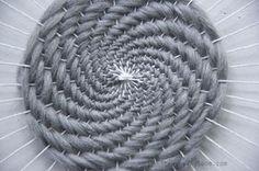 Weaving Techniques || Circular Twill