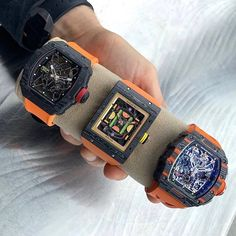 Richard Mille, Dream Watches, Amazing Watches, Hand Watch, Casio Watch, Luxury Lifestyle, Swatch, Watches For Men, Mens Fashion