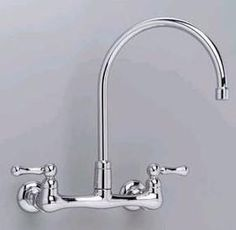 American Standard Heritage Wall-Mount Faucet