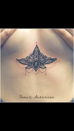Wanting a similar lotus in the same spot! :)