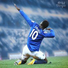 @romelu.lukaku10 - #Everton