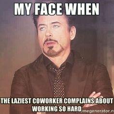 Lazy Coworker Meme Funnies Pinterest Work Humor Nurse Humor