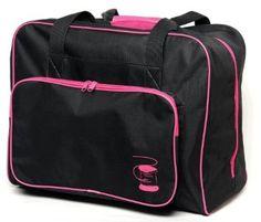 Sewing Machine Bag Fuchsia: Amazon.co.uk: Kitchen & Home