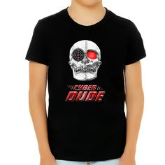 Your Typical Gamer Gifts for BOYS YOUTH - Gamer Shirt Gaming Gifts Cyber Dude Typical Gamer Merch - Black / M