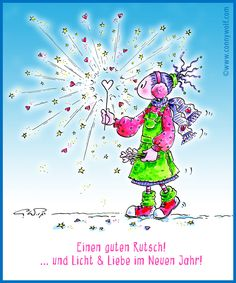 Conny Wolf - Stineliese, Engel, Oups - C. Best Merry Christmas Wishes, Merry Christmas Message, Merry Christmas Images, Happy New Year Text, Happy New Year Quotes, Quotes About New Year, Happy Greetings, Merry Christmas Animation, New Year Wishes Messages