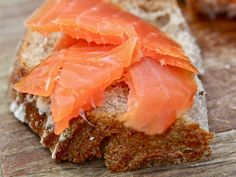 "DIY FOOD! YES! Those ""gravlax"" (Scandinavian cured salmon) look too good! Definitely making those in the near future."