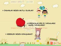çocukların hayal gücünü geliştiren sorular (3) | Evimin Altın Topu