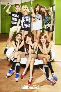 After School's candid shots for Billboard Korea ~ Latest K-pop News - K-pop News | Daily K Pop News