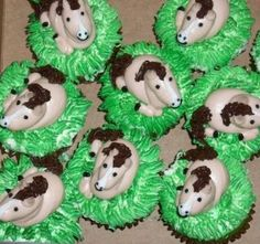 Race Horse Cupcakes  http://sportsbettingarbitrage.in