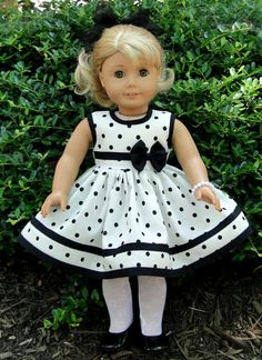 18 Inch Doll Clothing for American Girl Dolls  by bestdollboutique, $11.99