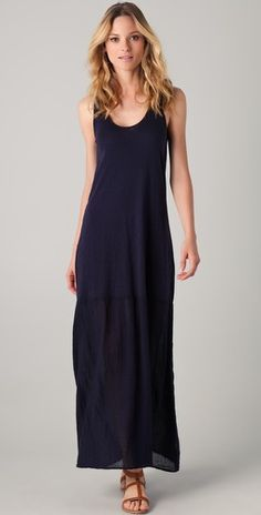 Velvet Kinnard Long Dress