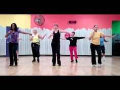 zumba videos by my old YMCA instructor in NC!!!