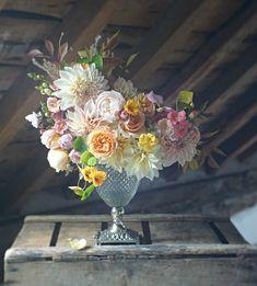 Flowers in Crystal   Fleuropean