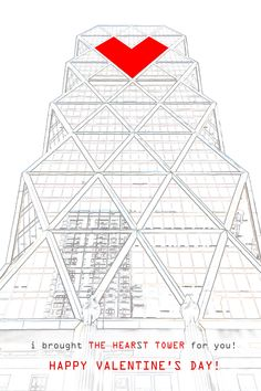 105 Valentines for Architects (And Architecture Lovers) | ArchDaily