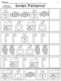 How to Make a Gingerbread Man - Visual Schedule - Pinned by ...