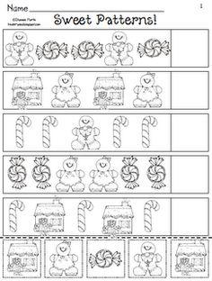 free christmas graph worksheet fun december preschool kindergarten or 1st grade activity december pinterest maths pre school and school - Holiday Worksheets For Preschool