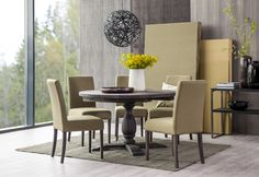 Wood Story   Møbelringen + Kristensen&Kristensen Dining Chairs, Dining Table, Wood, Furniture, Home Decor, Decoration Home, Woodwind Instrument, Room Decor, Dinner Table