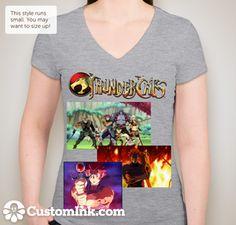 thundercat designed online at http://www.customink.com