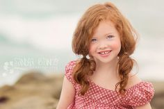 Gorgeous child shot on beach with dreamy light. Beachin' it with Sofia Bride Hairstyles, Pretty Hairstyles, Updo Hairstyle, Beach Photography, Children Photography, Beautiful Children, Beautiful Babies, Ginger Babies, Red Hair Don't Care