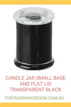 Dimensions: Base Width (56mm) Jar Height (64mm) Jar Outer (48mm) Jar Inner (42mm) Glass Lid Width (55mm) Inner Seal (38mm) Height (19mm) Burn Time: approx. 15 Hours (Soy Wax), Glass Weight: 125 grams, Wax Quantity (Unscented): approx. 50-55 grams Fragrant Candles, Scented Candles, Candle Wax, Jar, Glass, Drinkware, Corning Glass, Yuri, Jars