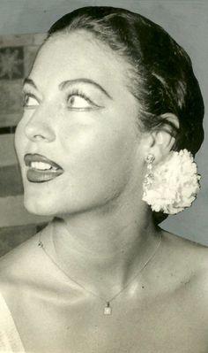 Tagged: Ava Gardner, vintage, actress, 1950s, .