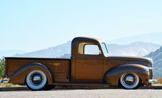 Robert's 41 Ford Pick-up