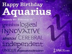 Although you're a social sign, #Aquarius, you're not the type who enjoys being the center of attention.